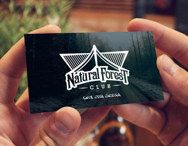 Natural Forest Club Logo