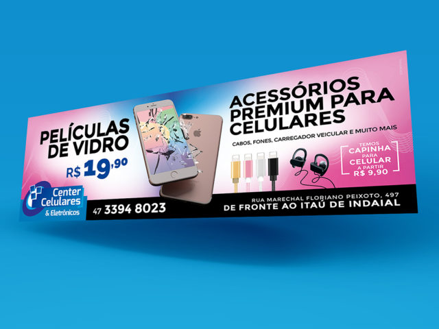 Outdoor Center Celulares em Indaial