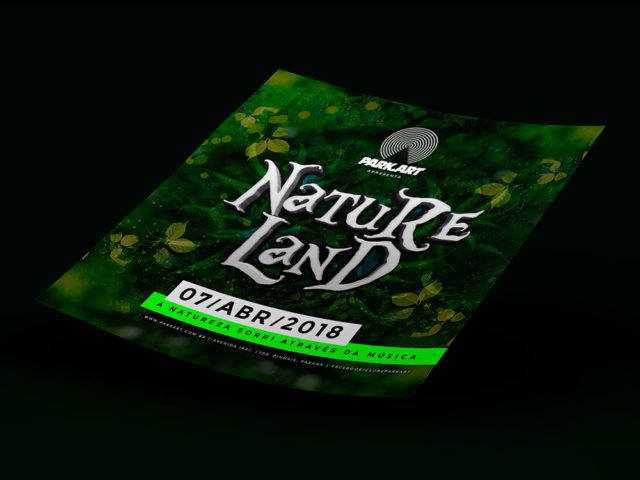 Natureland no ParkArt dia 07 Abril 2018